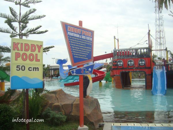 Kiddy Pool Bahari Water Park