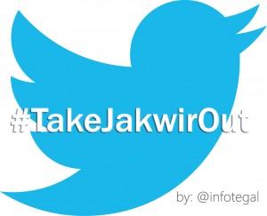 #TakeJakwirOut