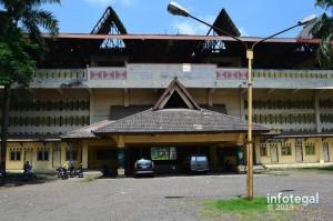 Stadion Trisanja Kabupaten Tegal