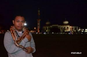 Herlambang Adi Irawan. SMKN 3 Kota Tegal. Kreatifitas Malam Tegal (2)
