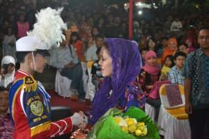 Bunda Sitha di acara TPC 2014