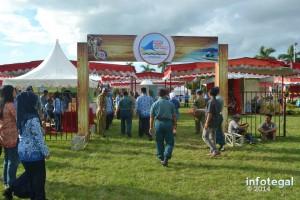 festival jajanan kuna tegal 2014
