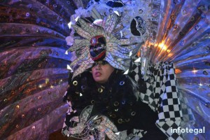Salatiga carnival center di TPC 2014