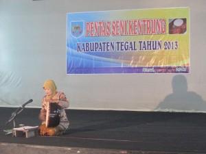 Kesenian Kentrung, Kabupaten Tegal