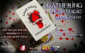 Mime Magic Management Tegal