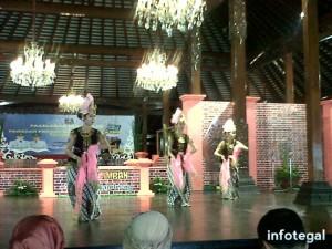 Tari Golek Sulung