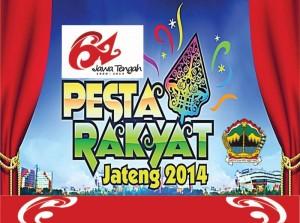 Pesta Rakyat Jateng 2014