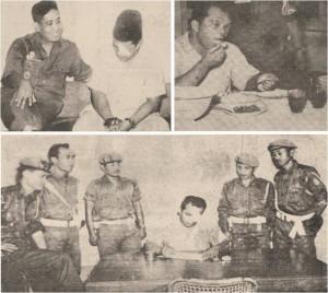 Penangkapan letkol Untung di Tegal