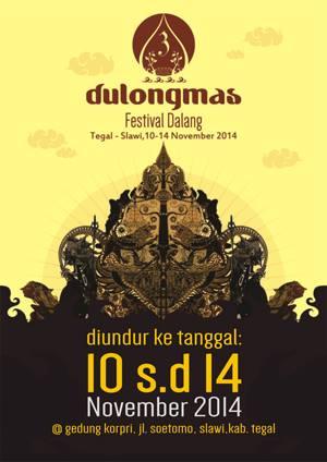 festival Dalang Dulongmas