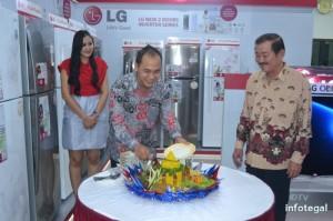 LG Brand Shop Tegal