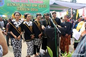 Duta Wisata Kabupaten Tegal 2014