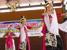 Tari Minalodra, Tegal