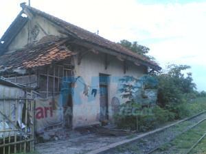 Peron Stasiun Kudaile
