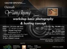 Workshop Fotografi Tegal