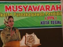 Siti Masitha, Pemkot Tegal. 2015