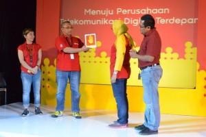 Launching Indosat Ooredoo