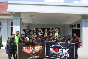 Black Motor Community Tegal