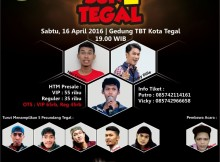 StandUp Comedy Tegal