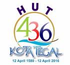 Logo HUT 436 Kota Tegal