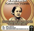 hari kartini di tegal