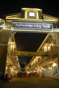 Adiwerna City Walk Tegal