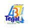 Logo HUT Kota Tegal ke-437