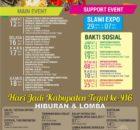 infotegal Hari Jadi Kabupaten Tegal 2017