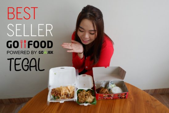 Youtube Infotegal Best Seller Go-Food
